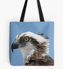 Osprey portrait Tote Bag