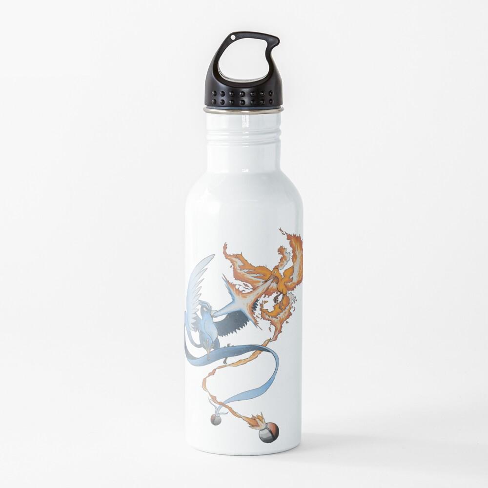 Ice vs Fire Water Bottle