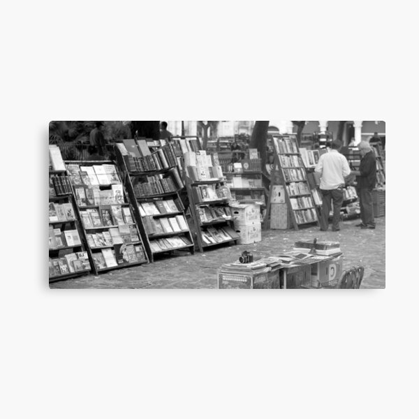 One hundred and one books about Che Guevara Metal Print