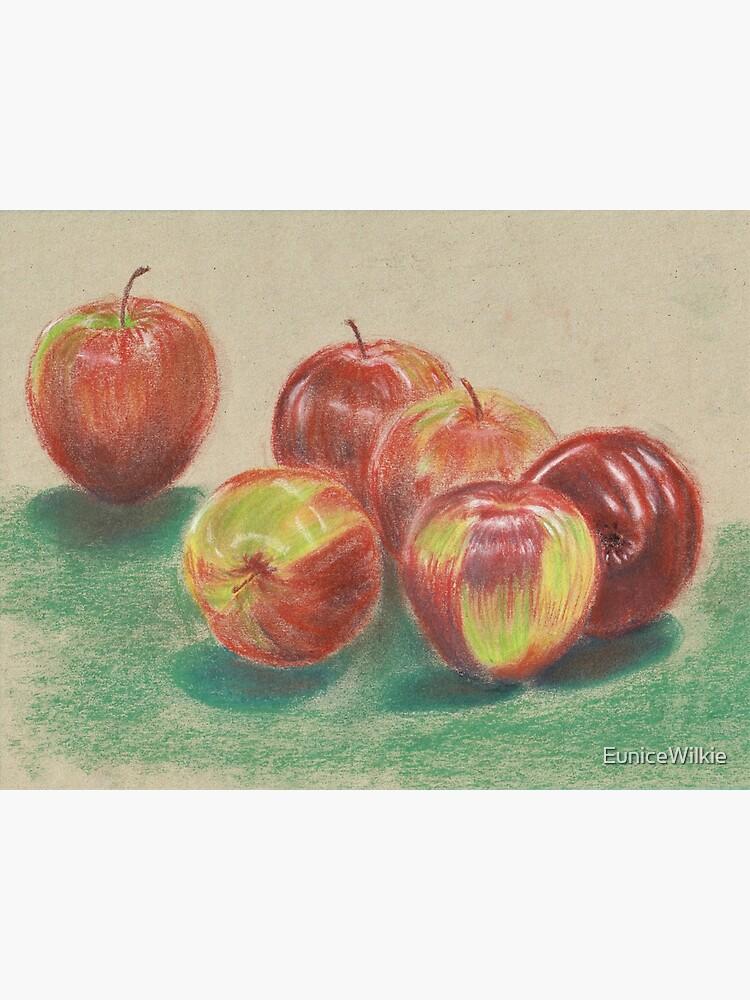 Apples - Wall Art by EuniceWilkie