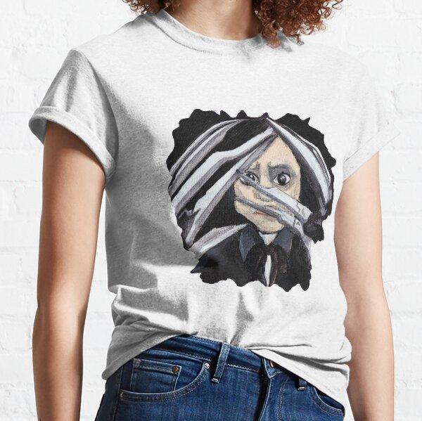 Edward Scissorhands no back Classic T-Shirt