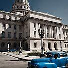 Capitolio Nacional, Havana Cuba by Stephen Colquitt