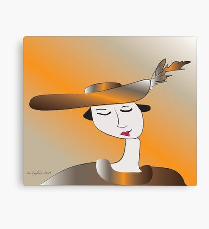 Maybelle Canvas Print