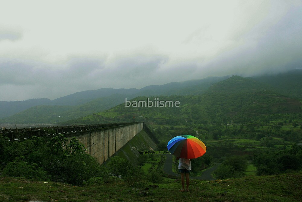 Monsoon Beauty by bambiisme