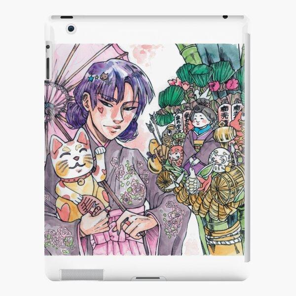 酉の市 - Tori No Ichi Fair iPad Snap Case