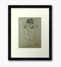 Tenderness Framed Print