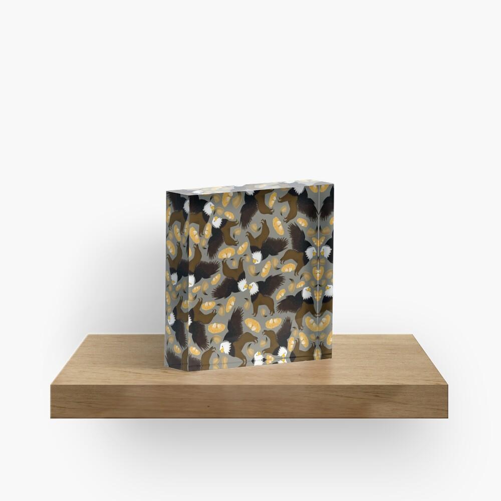 Bloc acrylique «Opinicus»