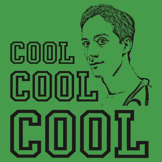 TShirtGifter presents: Community - Abed (Cool Cool Cool)