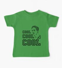 Community - Abed (Cool Cool Cool) Baby Tee