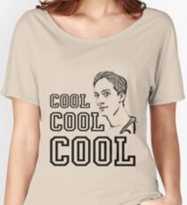 Community - Abed (Cool Cool Cool) Women's Relaxed Fit T-Shirt