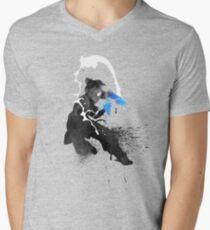Get Bent :: Water Men's V-Neck T-Shirt