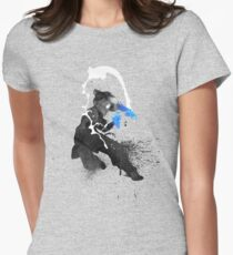 Get Bent :: Water Women's Fitted T-Shirt
