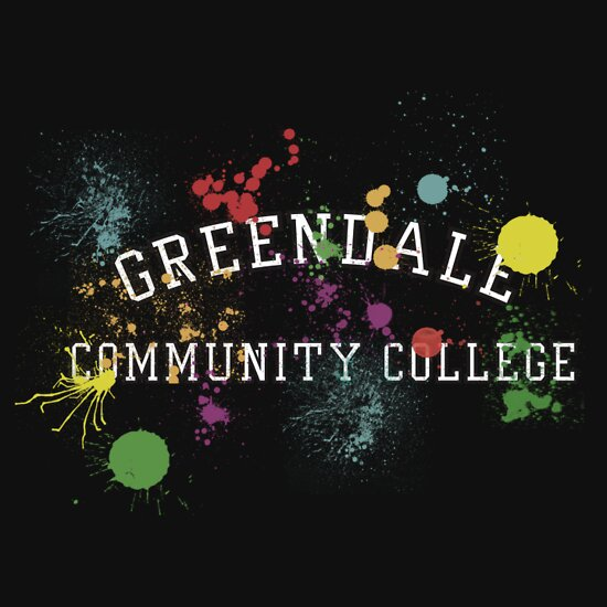 TShirtGifter presents: Greendale Community College Paintball
