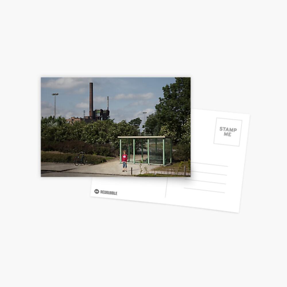 Where to go? Postcard