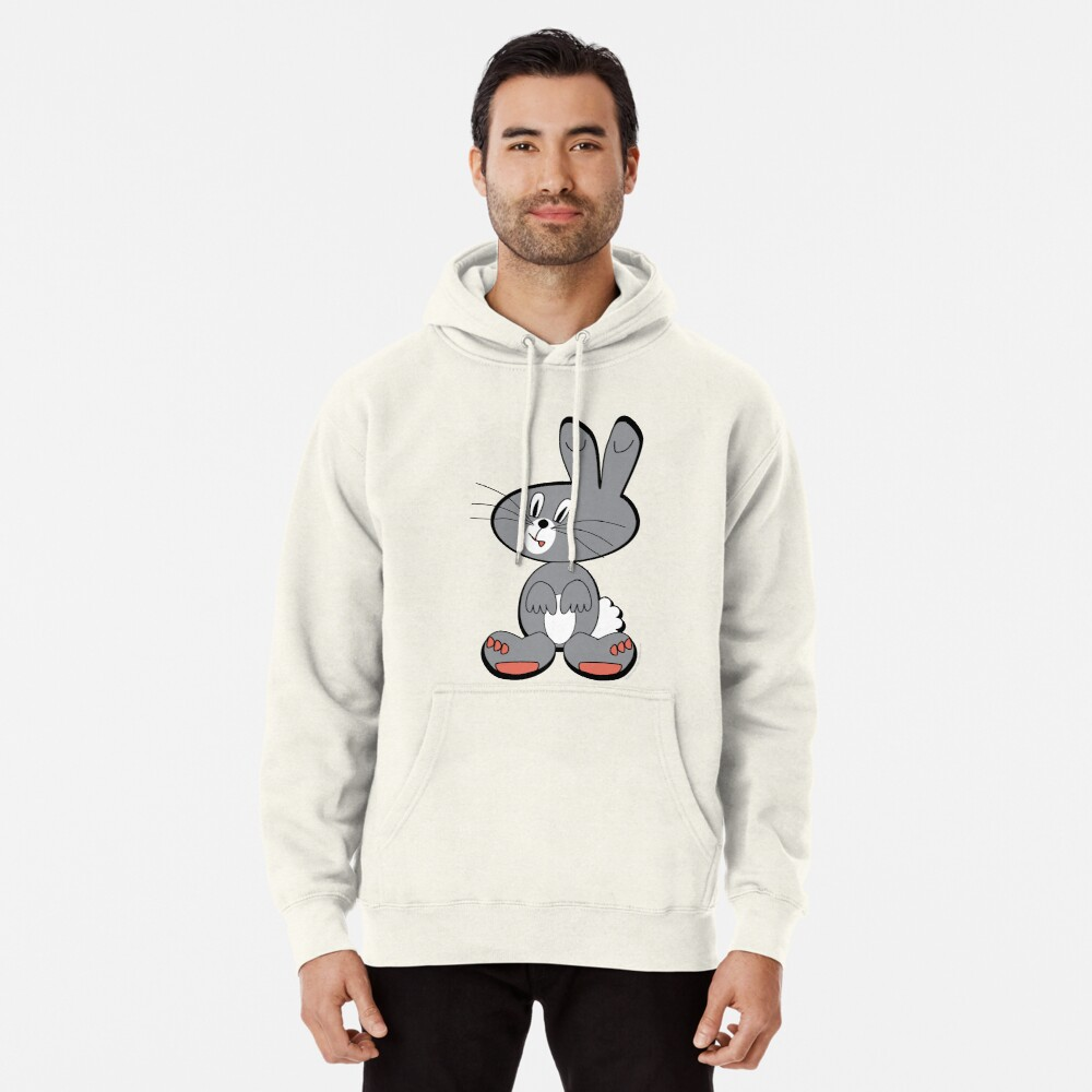Fuku the Bunny Pullover Hoodie