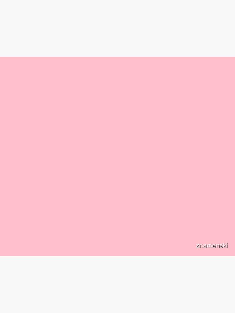 Pink, Pale Red Color by znamenski