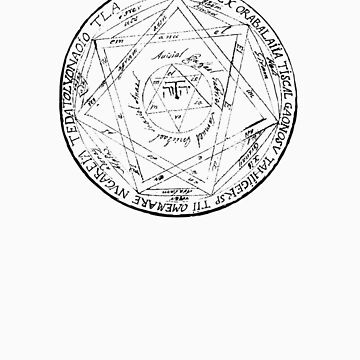 Key of Solomon by fixedinpost