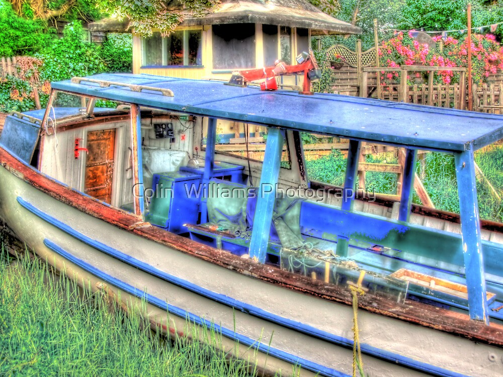 Seen Better Days - HDR by Colin  Williams Photography