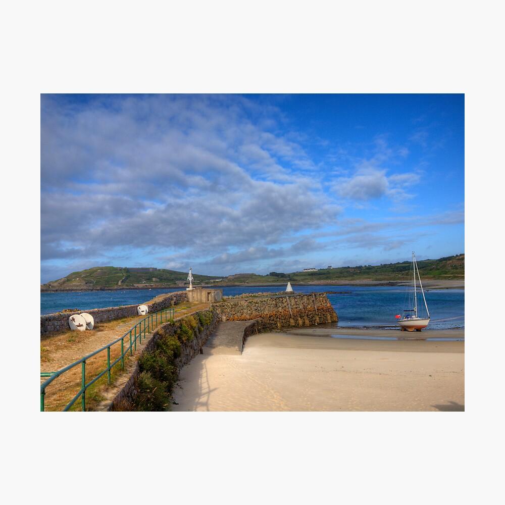 Douglas Quay & Braye - Aldeney Photographic Print