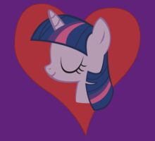 I have a crush on... Twilight Sparkle