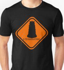 Extermination Ahead T-Shirt