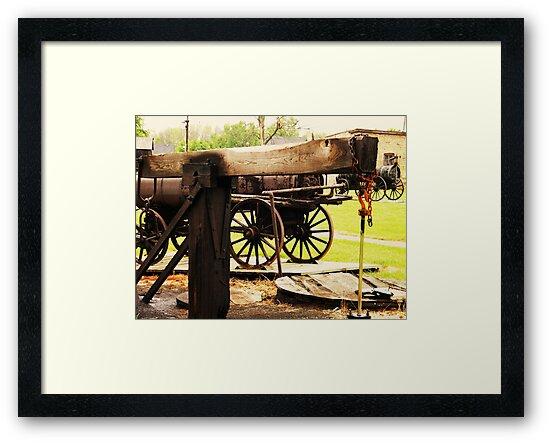 Fairbank Well (Petrolia Discovery) by Graham Beatty