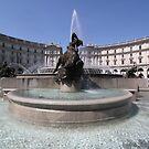Piazza Della Repubblica by Samantha Higgs