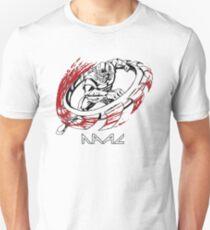 NaaC (white) Unisex T-Shirt