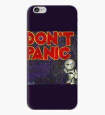 Don't Panic iPhone Case