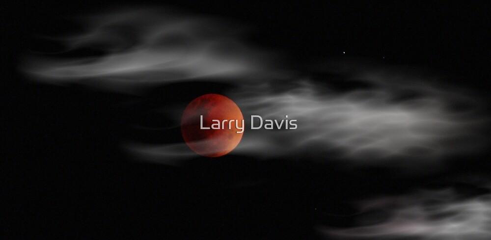 Hot August Moon by Larry Lingard-Davis
