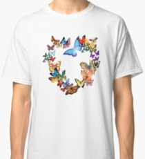 Butterfly Hearth Classic T-Shirt