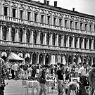 St Marks Square, Venice by Ali Brown