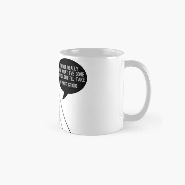 Pinot Grigio Classic Mug