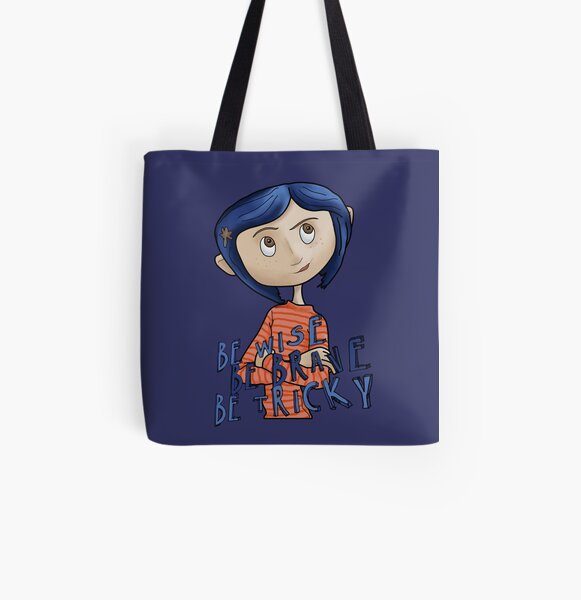 Coraline Movie Tote Bags Redbubble