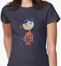 Coraline Women's Fitted T-Shirt