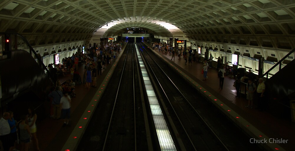 Metro Center by Chuck Chisler