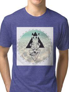 Pikafish Tri-blend T-Shirt
