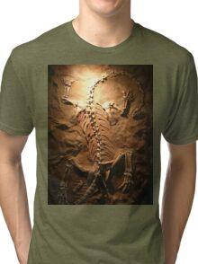 Strong Riojasaurus Tri-blend T-Shirt