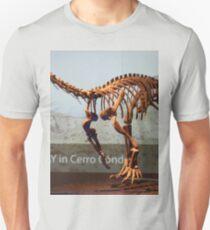 Ancient Riojasaurus Unisex T-Shirt