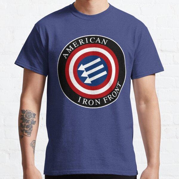 American Iron Front Large Emblem Shirt Classic T-Shirt