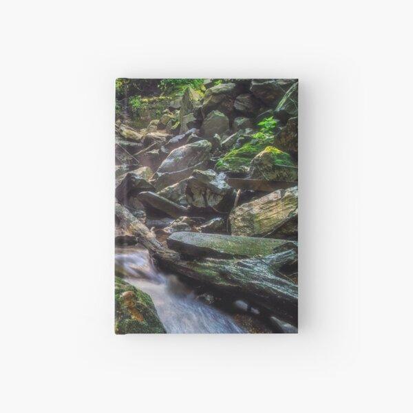 Big Run Falls, 2019.07.19 Hardcover Journal