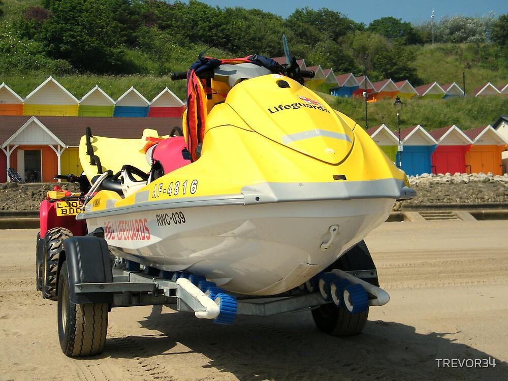Jet Ski Rescue by TREVOR34