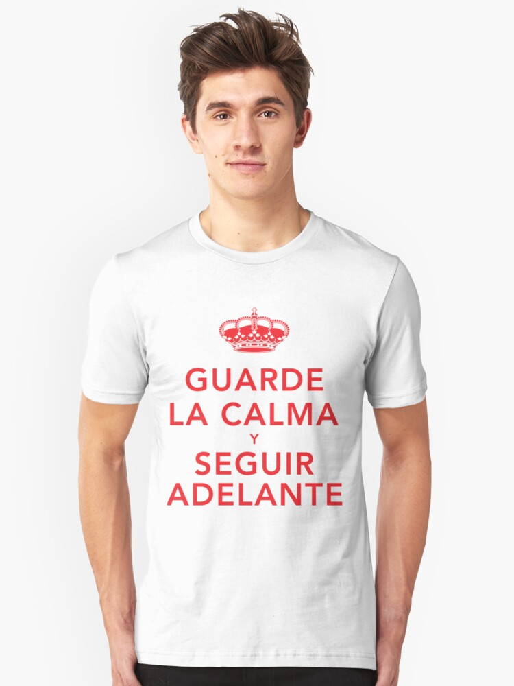 Guarde La Calma Y Seguir Adelante by s2ray