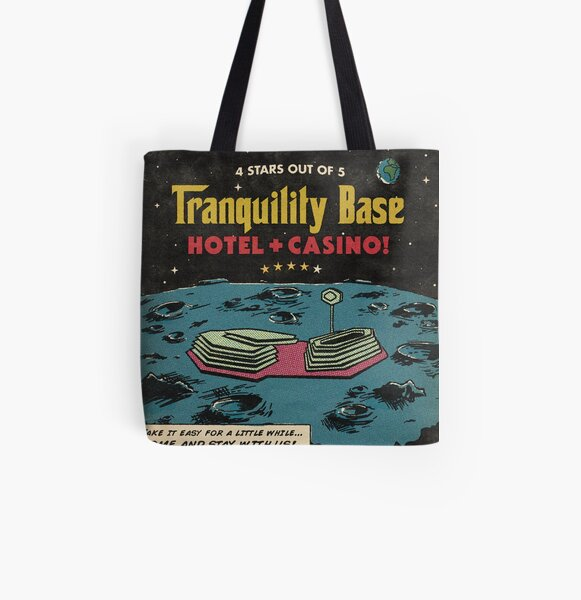 Tranquility Base All Over Print Tote Bag