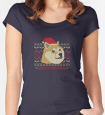 Such Christmas! Women's Fitted Scoop T-Shirt