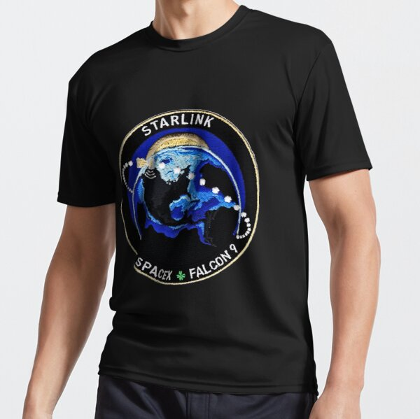 Logo Starlink T-shirt respirant
