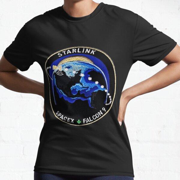 Logotipo de Starlink Camiseta deportiva