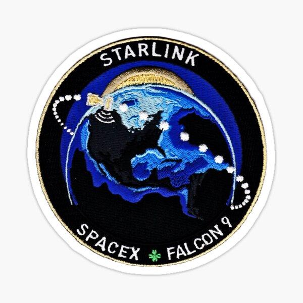 Starlink Logo Sticker