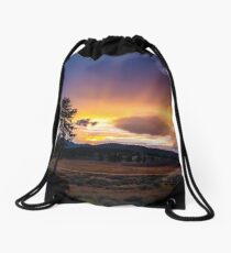 It's your own World Drawstring Bag