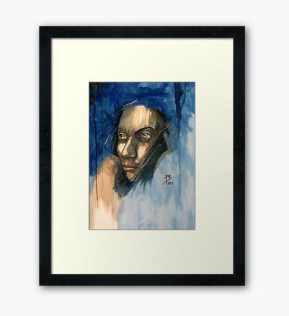 Kasia Framed Print